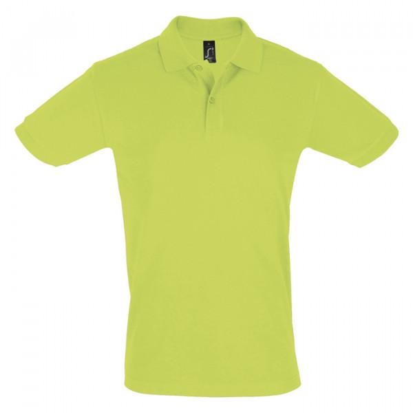 """Поло """"Perfect Men"""", светло-зеленый 100% х/б, 180г/м2"""