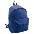 "Рюкзак ""Discovery""; синий; 29х39х12 см; полиэстер"