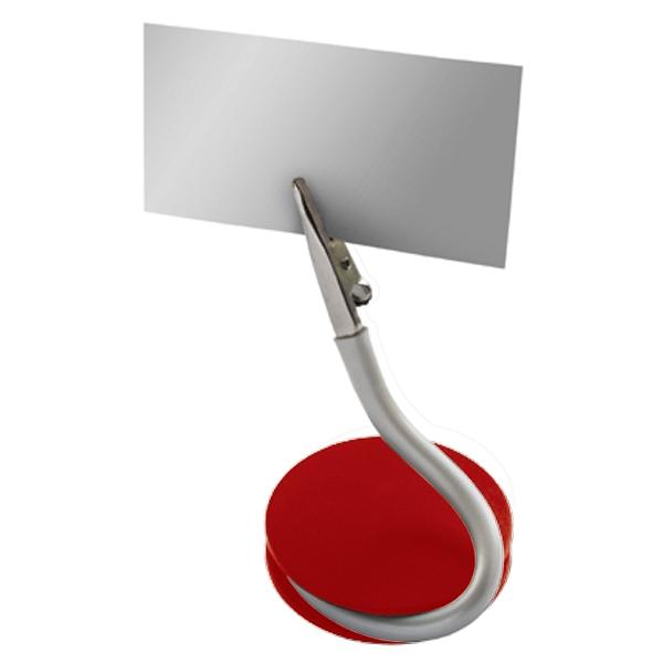 Memo-holder на стикере, красный