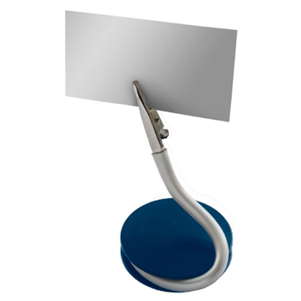 100967, Memo-holder на стикере, синий, Lmh10170/С, 29.70P, Lmh10170, SPONSOR, Держатели для визиток