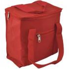Сумка-холодильник, 5,7 л; красный; 20,7х11,8х23,5 см (5,7 л); полиэстер